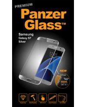 PanzerGlass ochranné Premium sklo pro Samsung S7, stříbrné