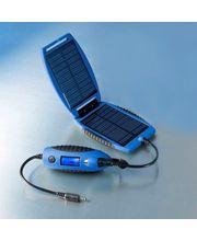 Solární outdoorová Záložný nabíjačka Powermonkey-eXplorer: panely + powerbank 2200mAh (modrá)