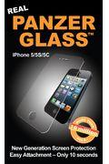 PanzerGlass ochranné sklo pro Apple iPhone 5/5S/5C